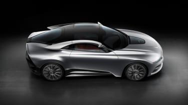 Geneva 2011: Saab PhoeniX Concept