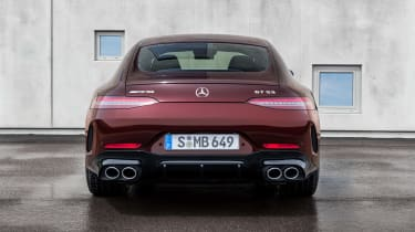 Mercedes-AMG GT53 MY22 – tail