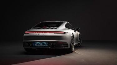 Porsche 911 992 Carrera 4S - rear quarter
