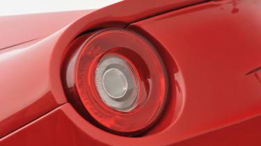 Ferrari F12 rear light