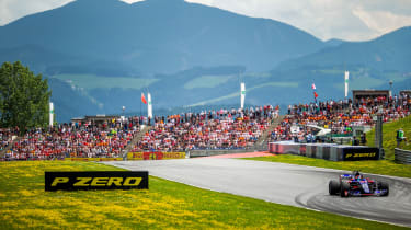 Formula One Round 9 AUT - TR 2