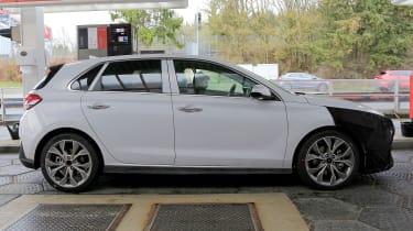 Hyundai i30 N Sport – side