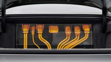 Best hybrid cars 2021 - Polestar 1 cables