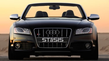 Tuned Audi S5 beats RS5