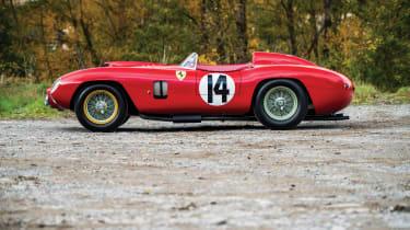 1956 Ferrari 290 MM side