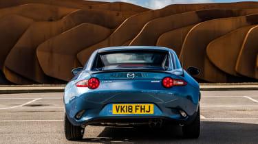 Mazda MX-5 RF Sport Black – rear