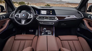 2018 BMW X5 - interior