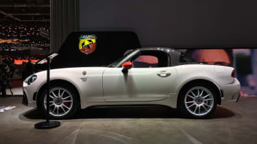 Abarth reveals 595 Esseesse and 124 Rally Tribute