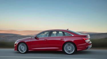 Audi A6 2018 - profile