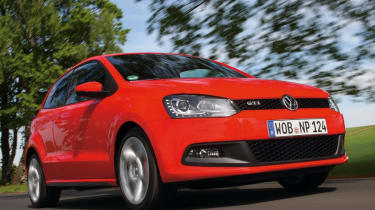 VW Polo GTI low tracking