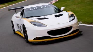 Lotus Evora endurance racer
