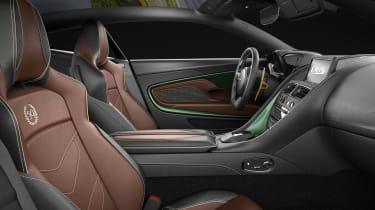 Aston Martin DBS 59 special edition - interior