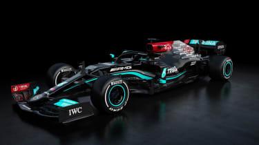 2021 Formula 1 racers – AMG