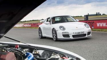 evo track evening - 911 GT3