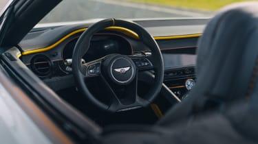 Bentley Bacalar dev - dash