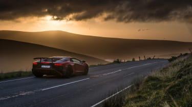 Lamborghini Aventador SV – back