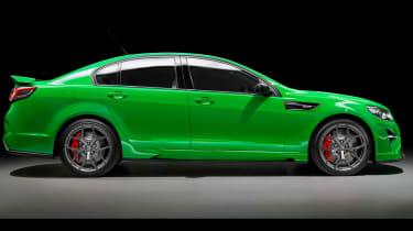 Vauxhall VXR8 GTS-R -  side