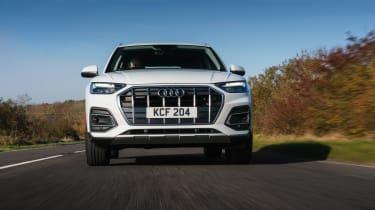 Audi Q5 2021 – low tracking