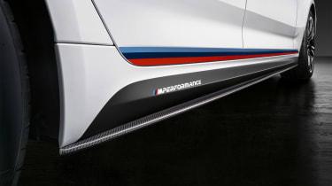 BMW M5 F90 - M Performance parts sills