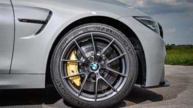 BMW M4 CS - wheel