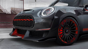 Mini John Cooper Works GP Concept - lights