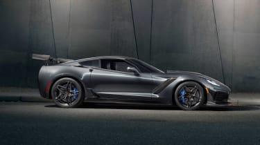 Corvette ZR1 - profile