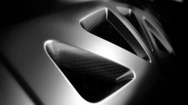 Lamborghini Sesto Elemento - triangle
