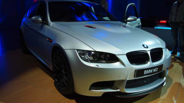BMW M3 CRT front view