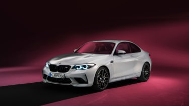 BMW M2 Competition Pack - evo front quarter