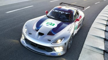 SRT Vipers at Le Mans 2013
