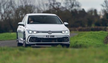 Volkswagen Golf GTD 2021 review - header
