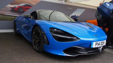 Goodwood Festival of Speed - McLaren 720S