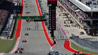 F1 2017 Austin - Opening