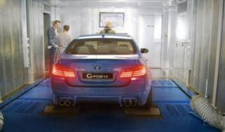 G-Power teases 611bhp BMW M5