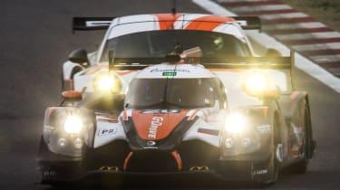 FIA WEC Shanghai Morgan-Nissan
