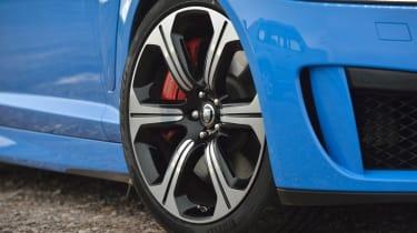 Jaguar XFR-S alloy wheel