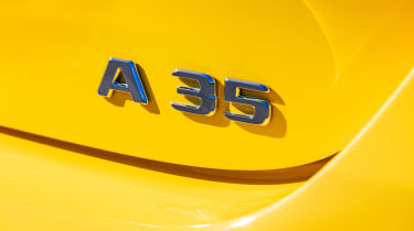 Mercedes-AMG A35 - badge