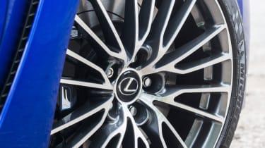 Lexus RC F - Wheel