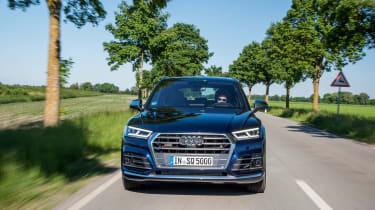 Audi SQ5 TFSI - front