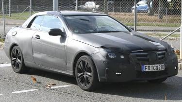 Mercedes CLK Cabriolet