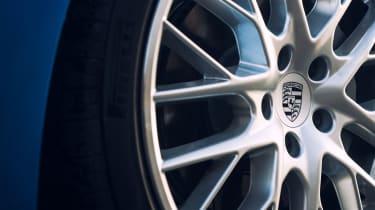 Porsche Panamera Turbo - Wheel