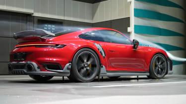 TechArt 992 Porsche 911 Turbo S