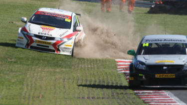 British Touring Car Championship Round 9: Brands Hatch GP