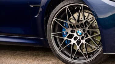 2018 model-year BMW M3 Competition Pack - Wheel