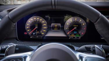 Mercedes-AMG CLS 53 - dials\