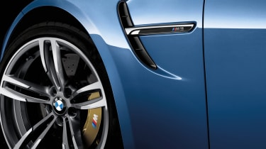 New BMW M3 alloy wheel