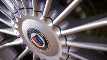 Alpina D3 Biturbo alloy wheel