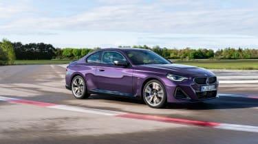 BMW 2-series 2021 – front quarter