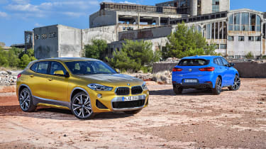 BMW X1 M Sport X - range