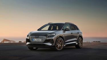 Audi Q4 e-tron – front static